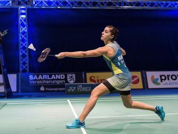 Carolina Marín, victoria al esprint en el torneo Saarlorlux