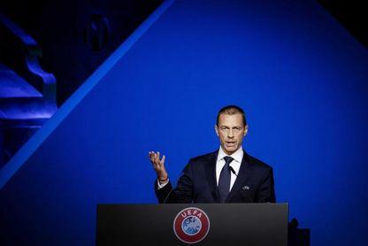 La UEFA mantiene su firme oposición a una Superliga europea de clubes