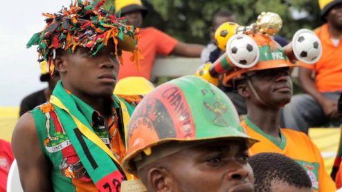 Zambia y el número dieciocho