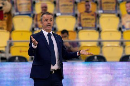 """Fisac: """"Tenerife es el equipo que mejor y más recursos está teniendo"""""""