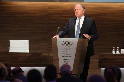 Werthein dice que dejará la presidencia del Comité Olímpico Argentino en 2021
