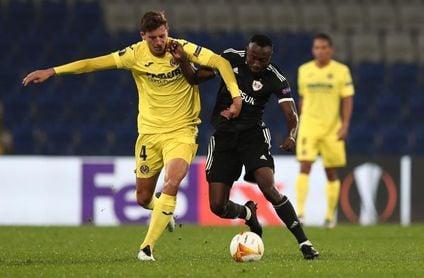 1-3. Alcácer evita de nuevo problemas al Villarreal