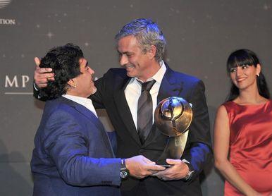Más de 150 figuras del deporte felicitan a Maradona por su 60 cumpleaños