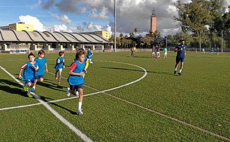 El círculo del Porvenir C.D. apuesta por la inclusión social a través del fútbol