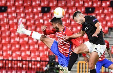 El Granada pone fin a su mejor racha goleadora en los últimos 63 años