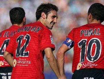 Juanfran Torres: Gol al Madrid en El Sadar fue el más importante de mi vida