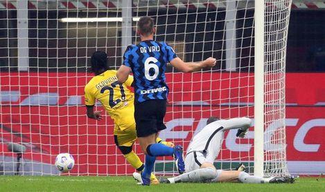 El Inter sufre para empatar con el Parma antes de visitar al Real Madrid