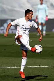 Lucas Vázquez sufre una sobrecarga y es duda para el Inter