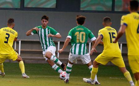 0-0: El Betis Deportivo continúa negado ante el gol