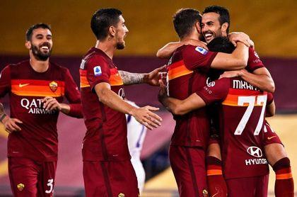 Pedro Rodríguez vuelve a marcar y el Roma se acerca a Europa