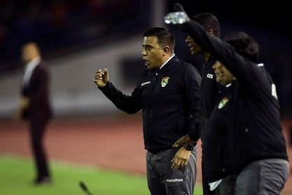 Siete 'extranjeros' citados en Bolivia para enfrentar a Ecuador y Paraguay