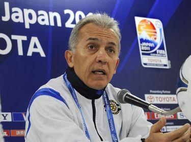 Nelsinho, entrenador brasileño del Kashiwa Reysol nipón, positivo por COVID