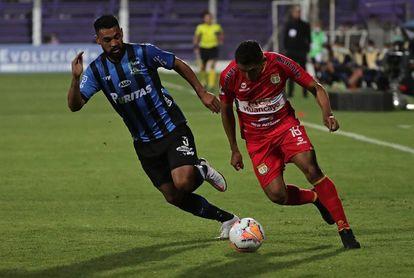 1-2. La efectividad ofensiva y las manos de Pinto clasifican a Sport Huancayo