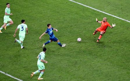1-1. Caicedo salva un punto para el Lazio