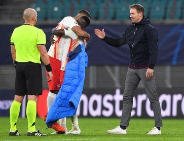 2-1. El Leipzig se impone y complica al PSG