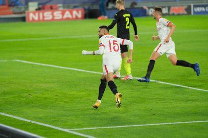 Sevilla FC 3-2 Krasnodar: Contra viento y marea para llenar el tanque de moral
