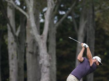 Dustin Johnson vuelve recuperado de la covid-19 y con la mente en el Masters