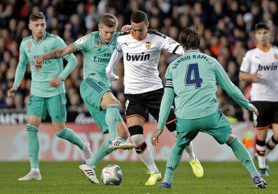 Victoria visitante, triunfo local y empate en tres últimos Valencia-Madrid