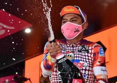 Caicedo desea estar en La Vuelta a España y el Tour de Francia en 2021
