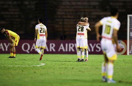 0-2. Coquimbo se cita con el peruano Sport Huancayo en los octavos