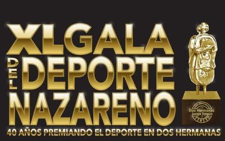 La Gala del Deporte Nazareno cambia de formato