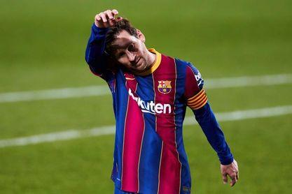 """Jordi Alba: """"Todo el equipo prefiere que Messi esté en el campo"""""""