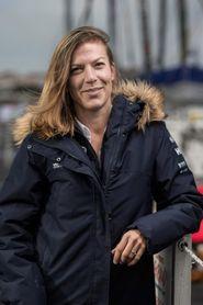 """Laura Le Goff: """"En la Vendée Globe prevalece el espíritu de aventura"""""""