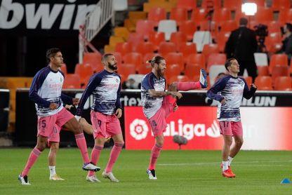 Maxi y Lee, ataque local; Modric, Marcelo, Isco y Vinicius salen en el Real