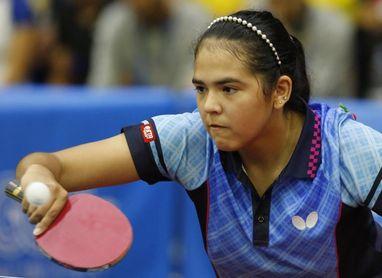 La puertorriqueña Adriana Díaz avanza en la Copa del Mundo de tenis de mesa