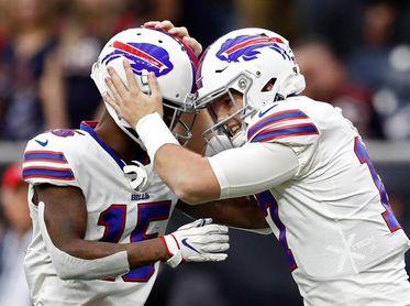 44-34. Allen y los Bills superan a los Seahawks