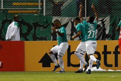 Nacional derrota al Deportivo Pasto en la disputada de la liga colombiana de fútbol