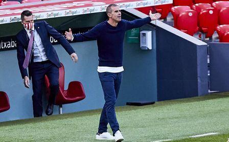 Athletic: Garitano salva otro 'match ball': última bala ante el Betis; Marcelino espera