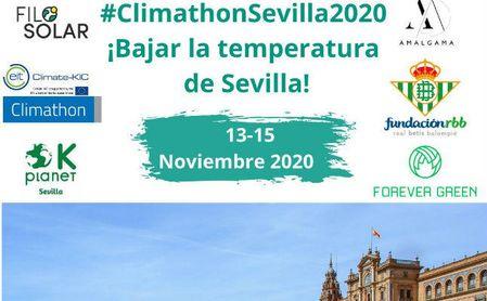 El Climathon llega a Sevilla con la colaboración del Betis.
