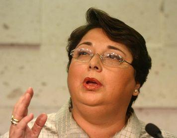 La esprimera ministra peruana Beatriz Merino, en la nueva Comsión Ética de la IWF
