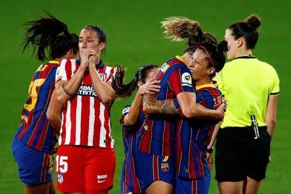 El Granadilla asume el mando y el Barça sigue sin freno
