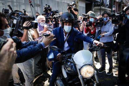 """Maradona pasará la noche del martes hospitalizado pero su alta es """"inminente"""""""