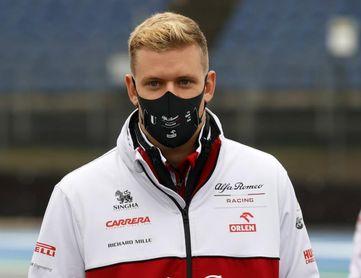 """Mick Schumacher se ve """"bastante cerca"""" de la Fórmula Uno"""