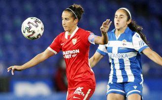 El Sevilla Femenino-Eibar, aplazado por varios positivos en la plantilla armera.