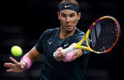 Nadal jugará contra Thiem, Tsitsipas y Rublev en las Finales ATP