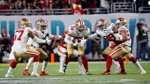 La NFL absuelve a los 49ers de presuntas violaciones al protocolo del coronavirus