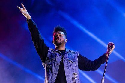 El canadiense The Weeknd liderará el 'show' de medio tiempo del Super Bowl