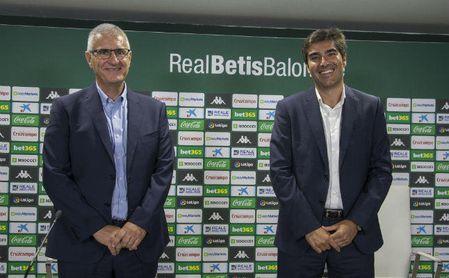 Un 'ofrecimiento' para la dirección deportiva del Betis