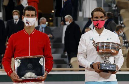 Djokovic busca a Federer; Nadal, sellar su palmarés