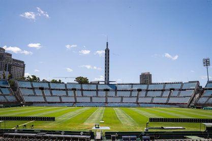 El estadio Centenario de Montevideo es declarado Monumento Histórico Nacional