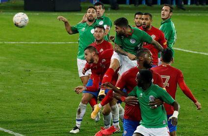 2-1. Costa Rica cae ante los vascos en la última jugada