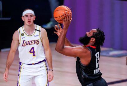 James Harden ya se ha convertido en el nuevo Anthony Davis de la NBA