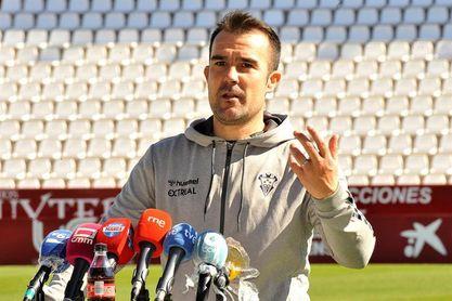López Garai considera algo ?bonito? enfrentarse al Córdoba en la Copa del Rey