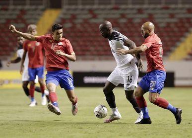 Un 2020 sin triunfos siembra dudas en la selección de Costa Rica