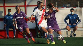 Rayo Vallecano 1-0 Betis Féminas: Madrid, terreno ´perimetrado´ para las bélicas