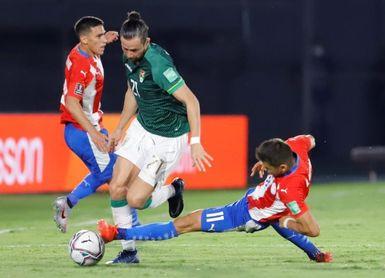 2-2. Bolivia rompe su racha de derrotas y arranca un punto a Paraguay